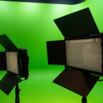green screen photo studio